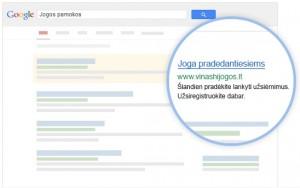 Reklama AdWords w wyszukiwarce Google